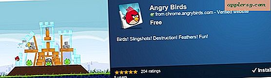 Download og spil Angry Birds gratis med Google Chrome