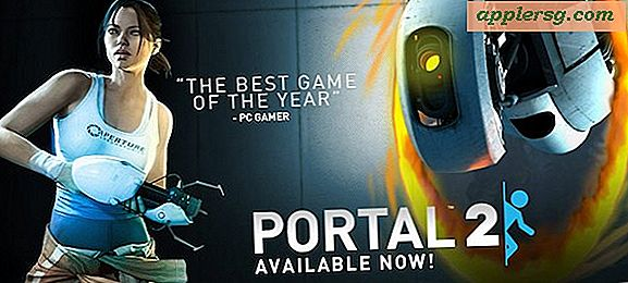 Portal 2 per Mac è ora disponibile!