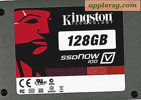 Kingston SSD-salg: 64GB for $ 60, 96GB for $ 110, 128GB for $ 150