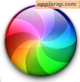 Dræb et frosset program for at stoppe Spinning Beachball i Mac OS X