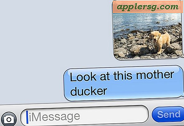 Eine Lösung für die Mother Ducking Shotty iPhone AutoCorrections von bunten Worten