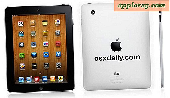 iPad 2 rygter: Dual Core CPU, USB, Anti-Glare Screen, CDMA + GSM Version, osv