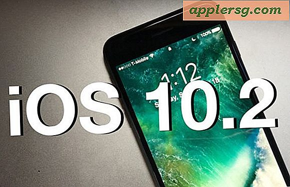 iOS 10.2 Update Download udgivet til iPhone og iPad [IPSW Links]