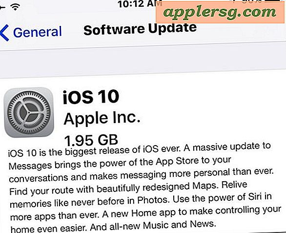 Download iOS 10 GM ora disponibile per iPhone, iPad