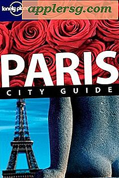 Gratis Lonely Planet Guides til europeiske byer for iOS / iPhone