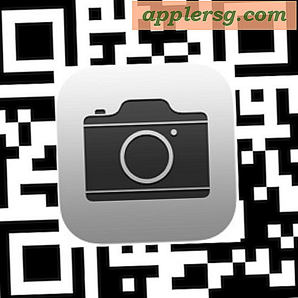 Hoe QR-codes met iPhone of iPad te scannen in iOS 11