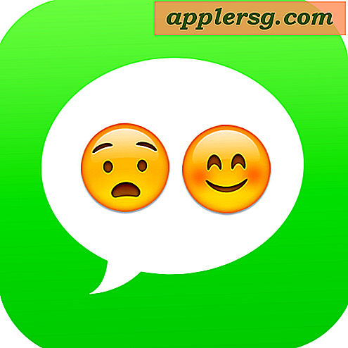 Løse problemer med iMessage & Messages i iOS 8