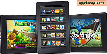 Amazon Kindle Fire geprijsd op $ 199, Releasedatum is 15 november - Technische specificaties onthuld