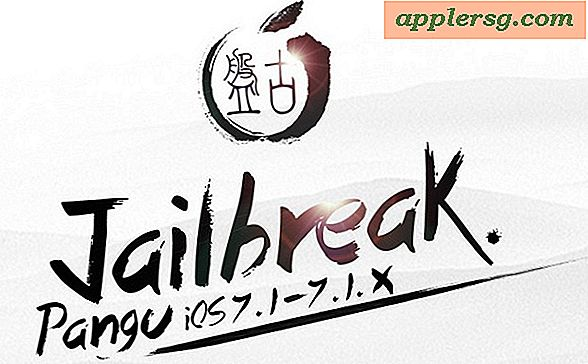 Pangu Jailbreak til iOS 7.1.1 til Mac og Windows til rådighed til download