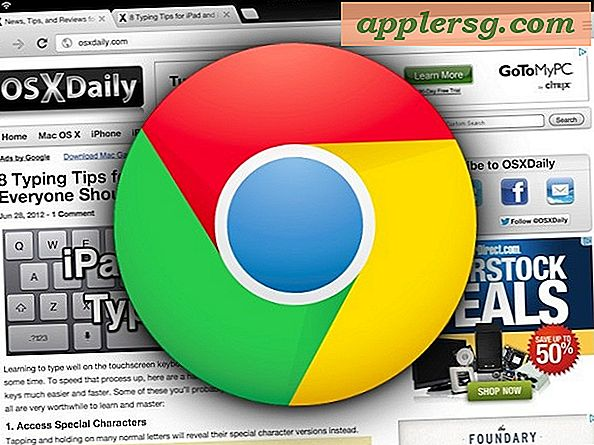 Chrome voor iPad, iPhone en iPod touch nu beschikbaar in iOS App Store