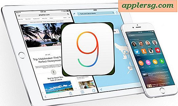 iOS 9-Update als Download für iPhone, iPad, iPod touch verfügbar [IPSW-Links]