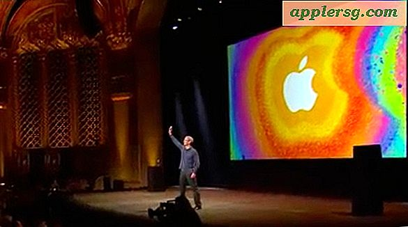 Se Apple iPad Mini Event [Video]