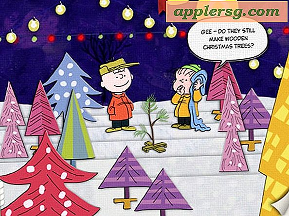 En Charlie Brown Christmas til iPad