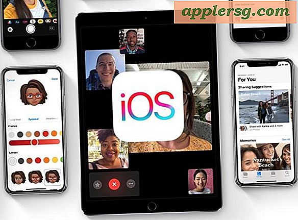 IOS 12 Release Date Set for Fall
