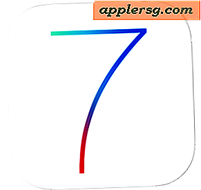 iOS 7 Update Now Tilgjengelig for iPhone, iPad og iPod touch