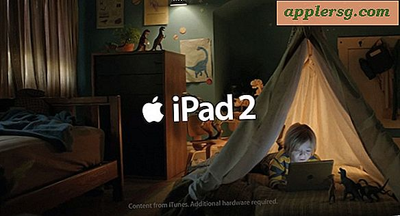 Ny iPad 2 TV Commercial: Kærlighed