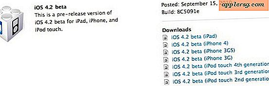 IOS 4.2 beta til download