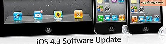 iOS 4.3 Download er ude nu - Direkte download Links