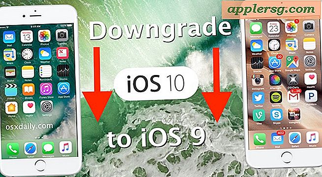 Comment rétrograder iOS 10 Beta vers iOS 9.3.3