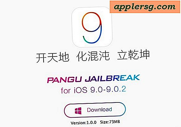 Hvordan Jailbreak iOS 9 på iPhone og iPad med Pangu