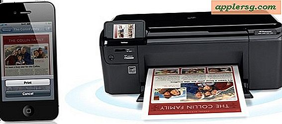 Imprimantes compatibles AirPrint