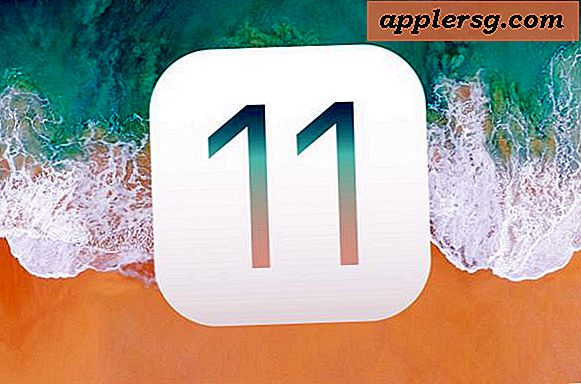 Aggiornamento iOS 11 disponibile per il download ora [Link IPSW]