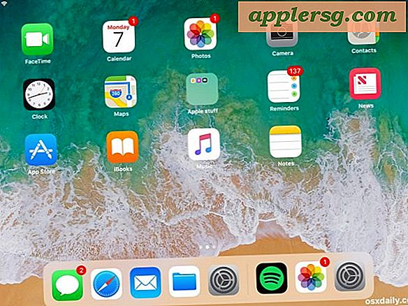 Sådan installeres iOS 11 Public Beta på iPad