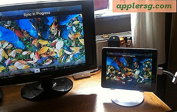 Aktifkan Video Mirroring di iPad 1 dan iPhone 4 dengan Simple Hack