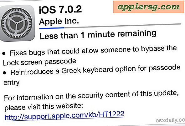 iOS 7.0.2-Update mit Bug-Fixes verfügbar [Direkt-Download-Links]
