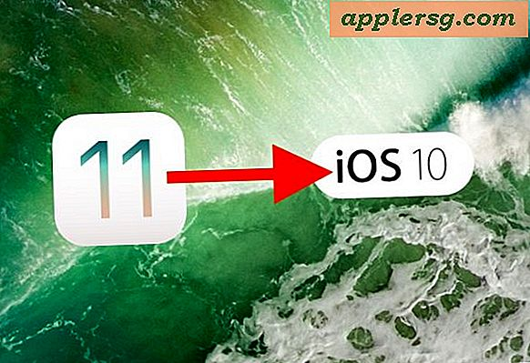 Cara Downgrade iOS 11 Beta ke iOS 10