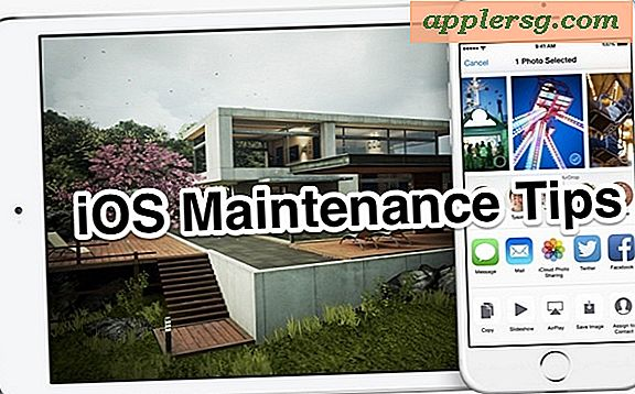 4 conseils de maintenance Super Simple iOS pour iPhone et iPad