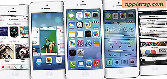 IOS 7 Supported Devices & Compatible Feature List