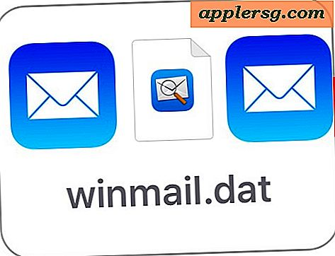 Åbn Winmail.dat Vedhæftede filer på iPhone og iPad med TNEF Enough