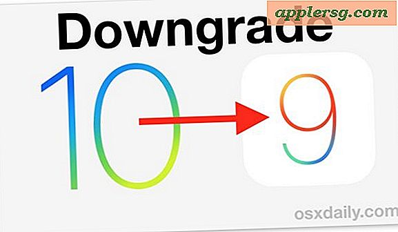 Cara Downgrade iOS 10 ke iOS 9.3.5