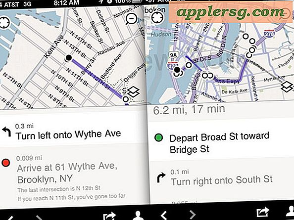 Non entusiasmato con Apple Maps in iOS 6?  Bing Maps è un sostituto decente