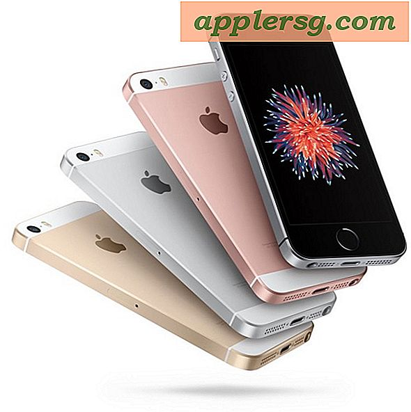 "Apple rilascia 4 ""iPhone SE e 9.7"" iPad Pro"