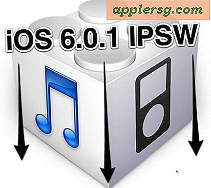 iOS 6.0.1 Direkte Download Links