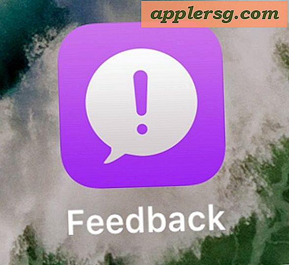 Bugs melden in iOS 10 & Feedback sturen naar Apple