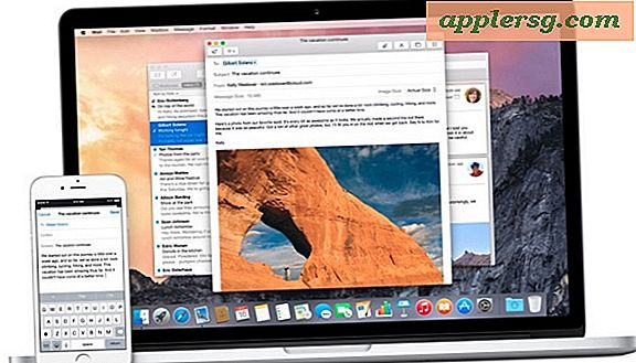 Come utilizzare Handoff Tra un Mac con Mac OS X e iPhone / iPad con iOS