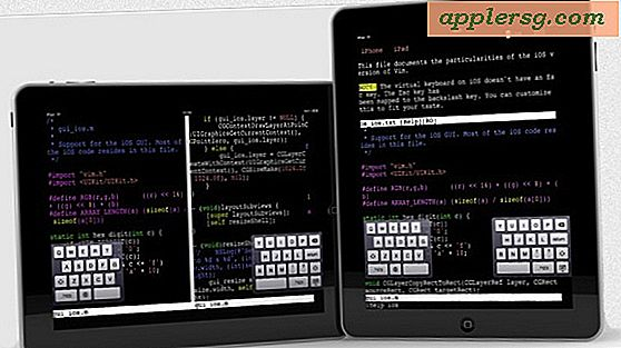 Vim per iPad e iPhone è ora disponibile