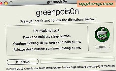 GreenPois0n RC5 3 Download für Mac