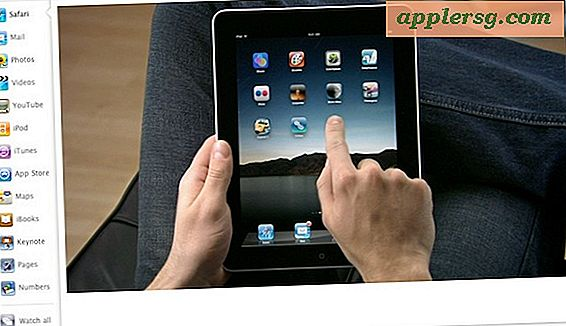 iPad Tutorials - Gratis videoer fra Apple