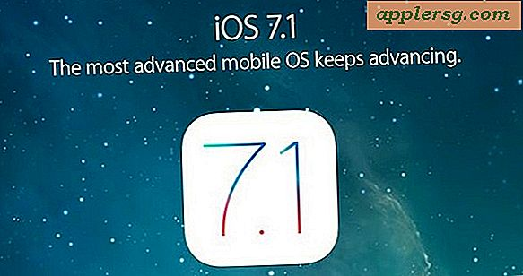 iOS 7.1 Update veröffentlicht [IPSW Download Links]