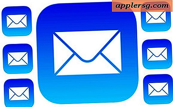 Kontrollera Mail i IOS med en Pull-to-Refresh gest