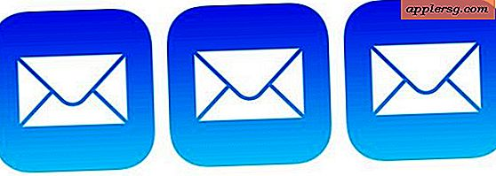 "Hoe een ""Out Of Office"" Auto-Reply e-mailbericht op iPhone of iPad in te stellen"