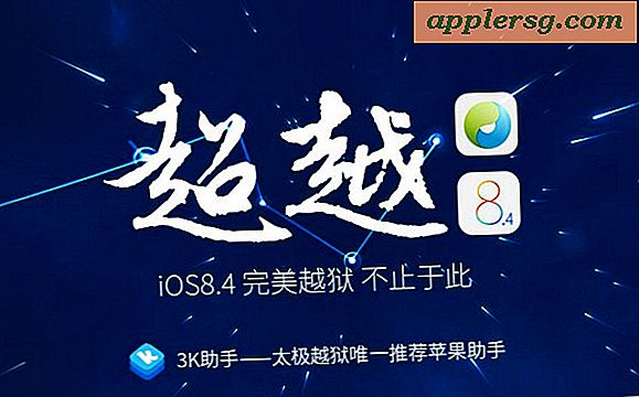 TaiG Jailbreak per iOS 8.4 disponibile