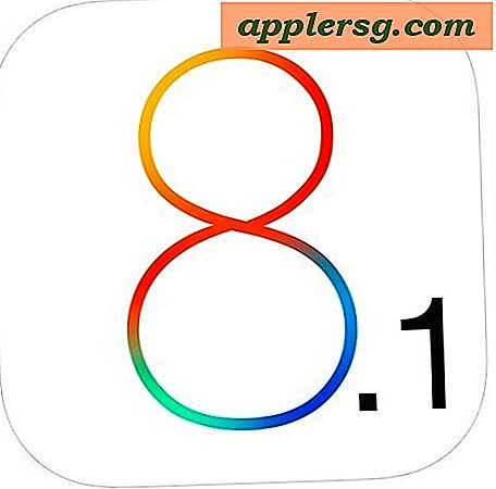 iOS 8.1 Download Udgivet med Apple Pay, Camera Roll, Wi-Fi Fix, fejlrettelser mv