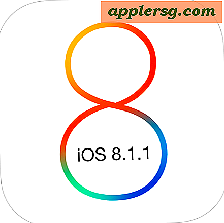iOS 8.1.1 Update mit Bug Fixes verfügbar [IPSW Download Links]