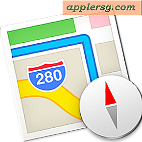 Toll Roads & Toll Bridges vermijden met Maps op iPhone