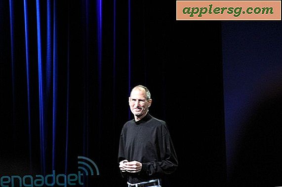 Steve Jobs presenteert op iPad 2-evenement